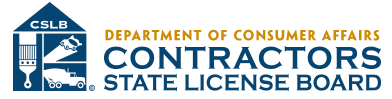 Contractors State License Board for California